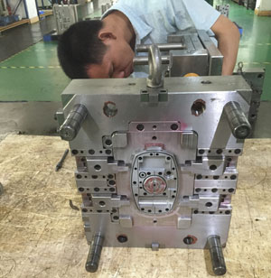 How To Make Automotive Injection Molds From China Plastic