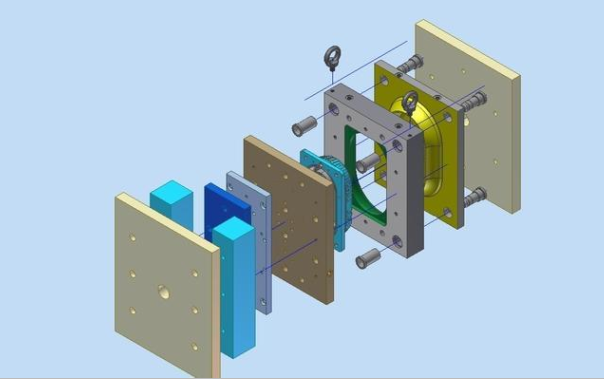 Foundations Of Mold Design In Injection Molding | China